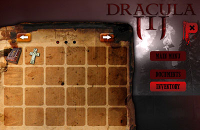 Adventure games: download Dracula: The Path Of The Dragon – Part 1 to your phone