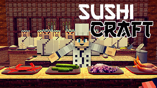 Sushi craft: Best cooking games. Food making chef capture d'écran