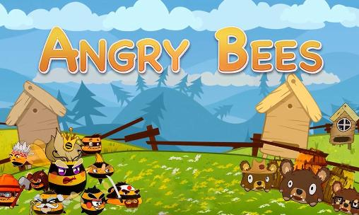 Angry bees Screenshot