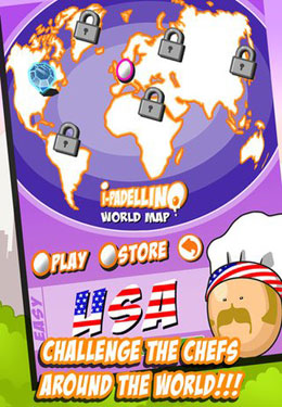 Arcade-Spiele: Lade iPadellino auf dein Handy herunter