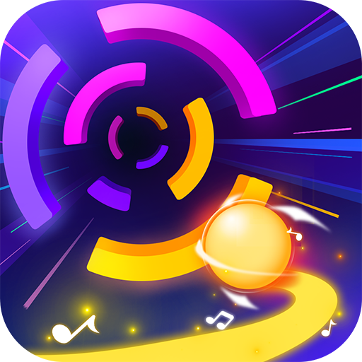 Smash Colors 3D - EDM Rush the Circles icono