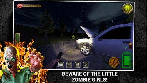 Wald der Zombies 3D: Deluxe für iPhone