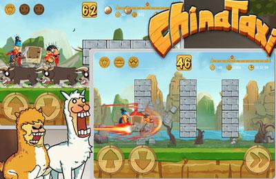 Jogos de arcade: faça o download de Taxi chinês para o seu telefone