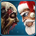 Santa vs zombies icon
