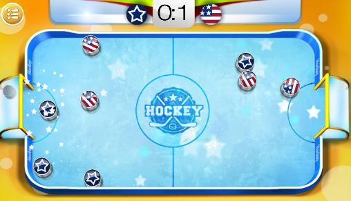 Onlinespiele Mini hockey: Stars auf Deutsch