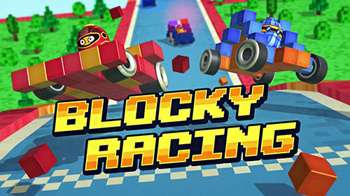 Blocky racing Screenshot