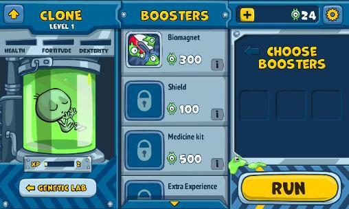 Arcade-Spiele Clone factory für das Smartphone