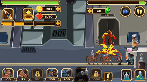 Knights age: Heroes of wars. Age: Legacy of war für Android