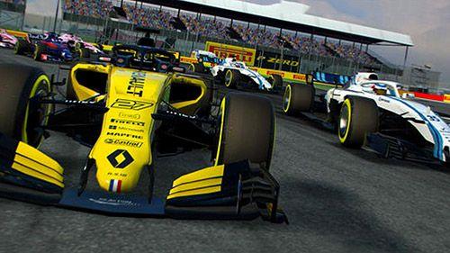 Rennspiele: Lade F1 Mobiles Rennen auf dein Handy herunter