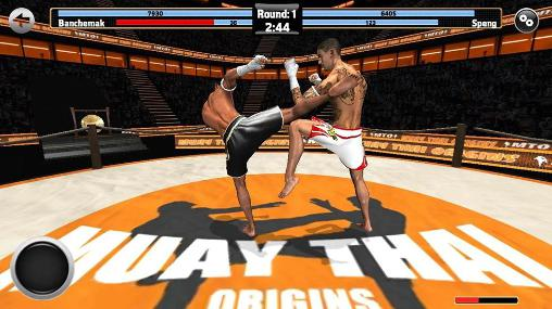 Muay thai: Fighting origins para Android