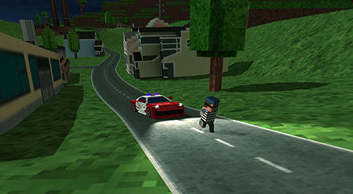 Block city police patrol für Android