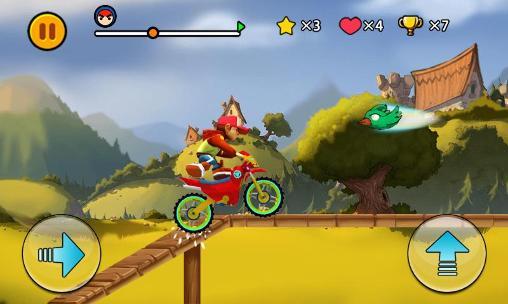 Moto extreme Screenshot
