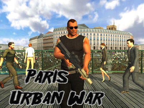logo Paris: Stadtkrieg