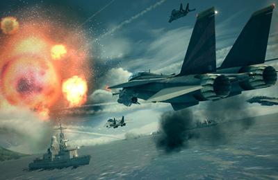 Arcade-Spiele: Lade Luftkampf auf dein Handy herunter