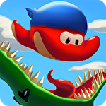 Kraken land: 3D platformer adventures Symbol