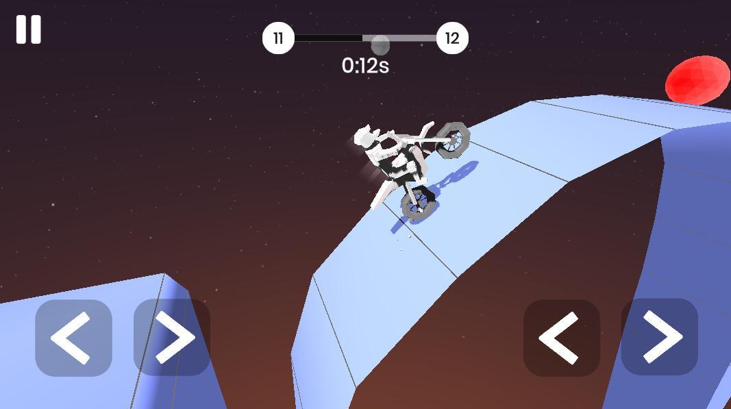 Gravity Motorbike capture d'écran 1