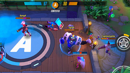 Rumble league для Android