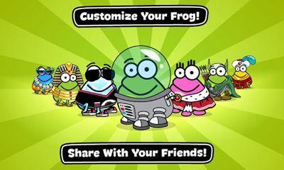 Arcade-Spiele Tap the Frog Doodle für das Smartphone