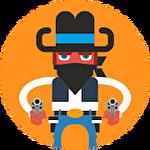 Wild cowboys icône