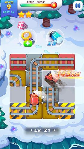Arcade Run the train für das Smartphone