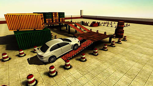 Car driver 4: Hard parking pour Android