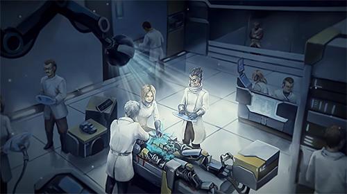 Arcade-Spiele Cyber gargoyle: The fettered mind für das Smartphone