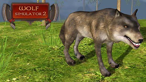 logo Wolf Simulator 2 Pro