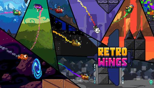Retro wings captura de pantalla 1
