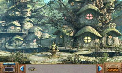 Cross Worlds: the Flying City captura de pantalla 1