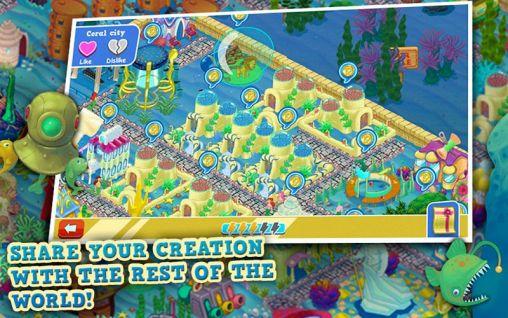 Aqua city: Fish empires para Android