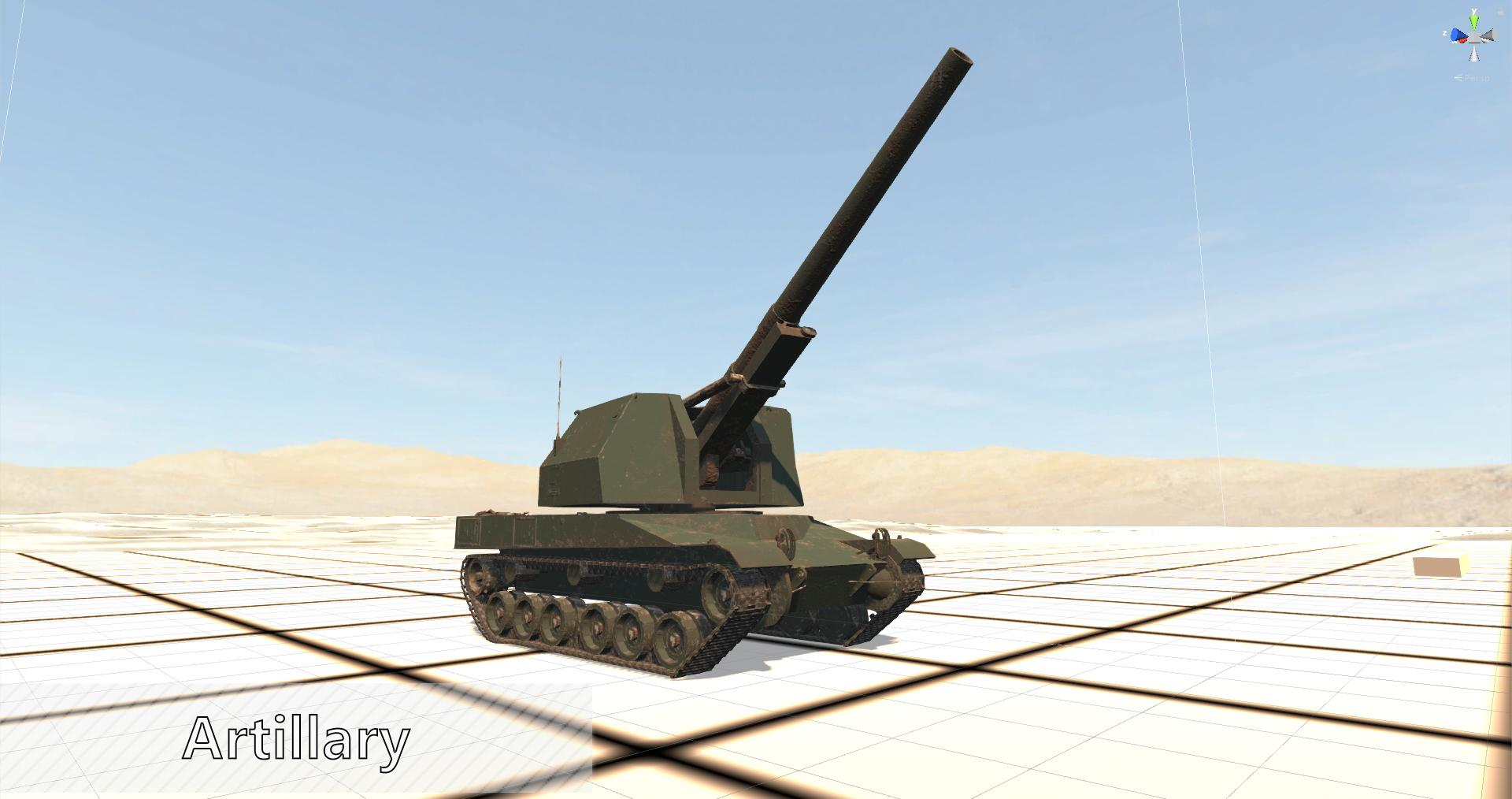 Panzer War captura de pantalla 1