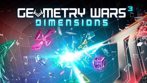 logo Geometrie-Krieg 3: Dimensionen