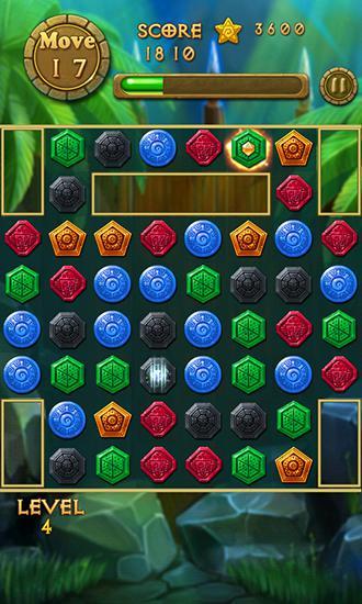 Mystery jewel screenshot 1