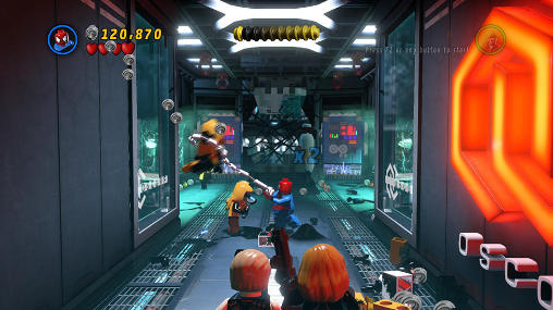 LEGO Marvel super heroes v1.09 for Android