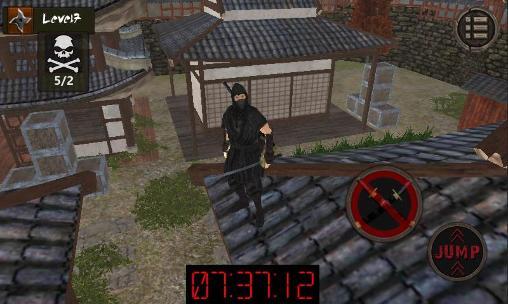 iPhone用ゲーム シノビドゥ:ニンジャ・アサシン のスクリーンショット