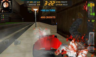 Carmageddon captura de pantalla 1