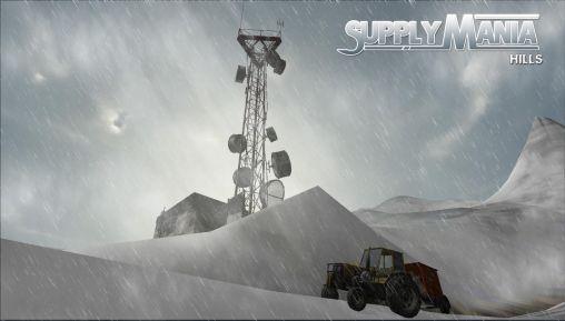 Supply mania hillscapturas de pantalla