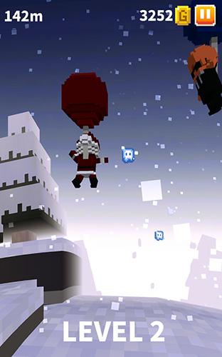 Pixel Balloon island auf Deutsch