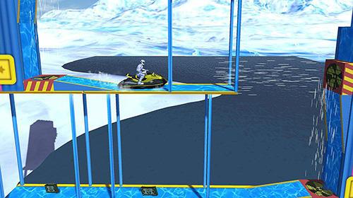 Jetski water racing: Riptide X скриншот 2