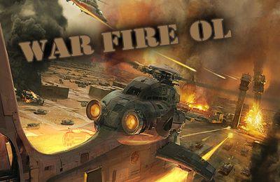 logo El fuego de la guerra