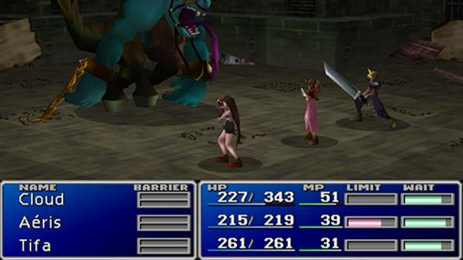 Final fantasy 7 screenshot 3
