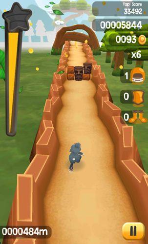 Easter bunny run für Android