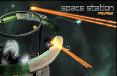 logo Space Station: Frontier
