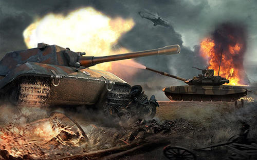 Heavy army war tank driving simulator: Battle 3D for Android