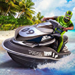 Top boat: Racing simulator 3D Symbol