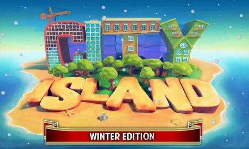 City island: Winter Screenshot