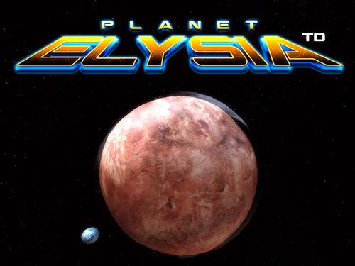 Planet Elysia TD Screenshot