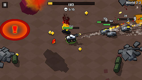 Tough road для Android