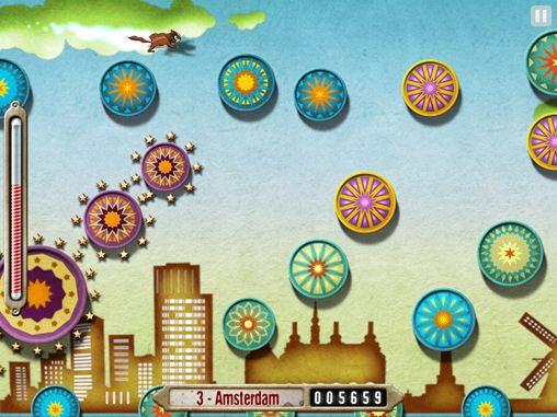 Аркады игры: скачать Crazy wheel rider на телефон
