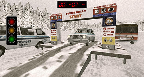 Soviet rally for Android